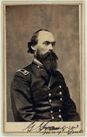 Major General - Gordon Granger 1822 - 1876 John Martin Granger's cousins line (John Granger to Gordon Granger) Picture ... - GeneralGGranger1