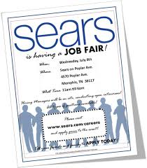 sears job fair th lucy s information station blog image