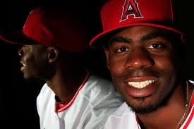 Travis Witherspoon #19 poses during the Los Angeles Angels of Anaheim Photo Day on February 21, 2013 in Tempe, Arizona. - Travis%2BWitherspoon%2BLos%2BAngeles%2BAngels%2BAnaheim%2Bfo-yK_hzLFul