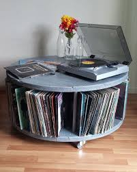1000 ideas about record cabinet on pinterest record storage vinyl record storage and record player stand front shot finished vinyl record