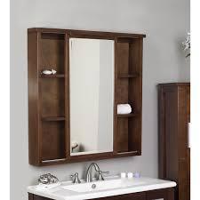 dark wood bathroom mirror enthralling cherry wood bathroom medicine cabinets using dark