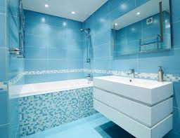 blue bathroom tile ideas:  images about aqua bathroom on pinterest