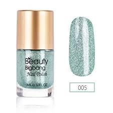 <b>BEAUTYBIGBANG 9ML</b> Crystal Pearl Diamonds <b>Nail</b> Polish Shiny ...