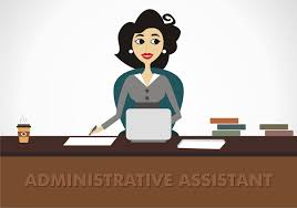 administrative assistant free vector administrative assistant