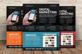 digital marketing flyer photos graphics fonts themes templates digital marketing flyer psd