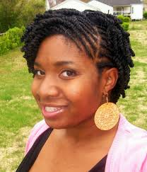 Natural Twist Hairstyles Natural Hairstyles For Work 15 Fab Looks Twists Flats And Style
