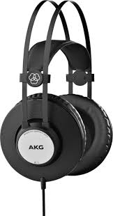 AKG Harman <b>K72</b> Studio Over-ear headphones Over-the-ear Black ...