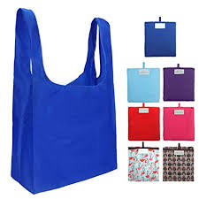 HANTAJANSS Reusable Grocery Bags Set of 7 ... - Amazon.com