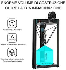 ANYCUBIC <b>Predator Delta 3D Printer</b> Pre-Assembled with Ultrabase ...