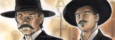 Image result for pencil drawing wyatt earp