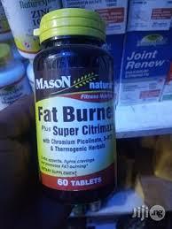 Mason Super <b>Fat Burner Plus Super</b> Citrimax, 60 Tabls in Lagos ...