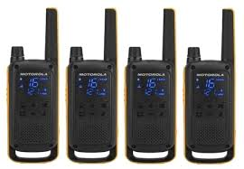 <b>Рация Motorola Talkabout</b> T82 Extreme Quad — купить по ...