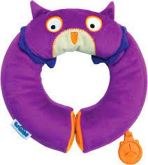 <b>Trunki Подголовник Yondi Ollie</b> цвет фиолетовый — купить в ...