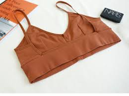<b>TERMEZY</b> 2019 New <b>Women</b> Fashion Cotton Lingerie Wireless ...