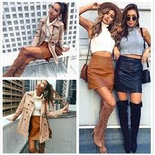 <b>Women Sexy</b> Velvet <b>PU</b> Leather Short Mini Skirts Autumn and Winter