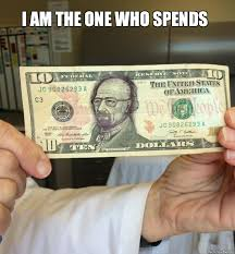 Walter White 10 Dollar Bill | WeKnowMemes via Relatably.com