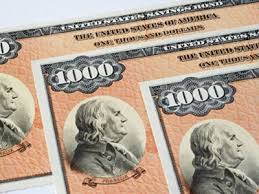 1000 dollar savings bonds