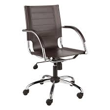 dave brown leather office chair brown leather office chairs