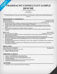 images about   on pinterest   resume  resume examples and     pharmacist consultant resume sample  resumecompanion com