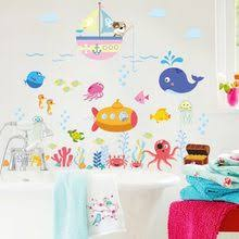 Best value Underwater <b>Wall Decal</b> – Great deals on Underwater ...