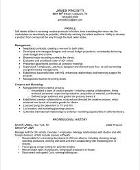 opera classical resume example musicians resume template