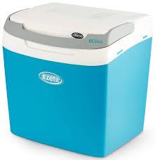 Купить <b>Автохолодильник EZETIL E</b> 26 12/230V EEI Boost, голубой ...