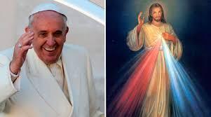 Fiesta de la Divina Misericordia: el Papa dice que «abre la mente» y es «piedra angular en la fe»
