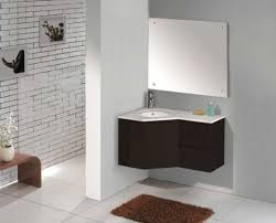 bathroom corner vanities