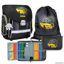 <b>Ранец школьный Magtaller EVO</b> Racing с наполнением купить по ...