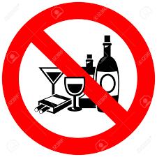 no alcohol and smoking sign create by vector royalty no alcohol and smoking sign create by vector stock vector 39167465