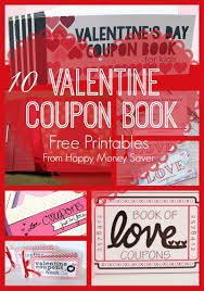 valentines day coupon book printables coupon books a unique way to make valentine s day special this is a fun gift
