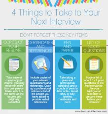 preparation tips for interviews the day before what to take to your interview
