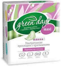 купить средства <b>гигиены GreenDay Прокладки</b> жен Ultra Maxi Dry ...