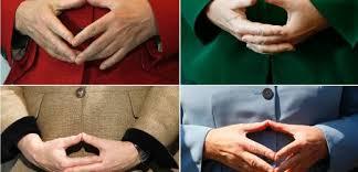 Bildergebnis für Merkels Raute