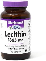 Bluebonnet Lecithin 1365mg, 90 Count: Health ... - Amazon.com