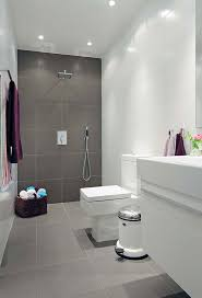 white bathroom floor:  images about bathroom on pinterest grey floor tiles grey and grey bathrooms