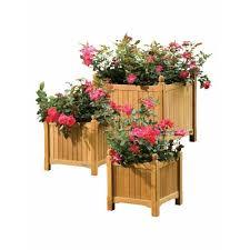 Oxford <b>Garden</b> Planters <b>3</b>-<b>Piece</b> Set | Jayla's Flowers & Gifts