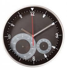 <b>Часы настенные Rule с</b> термометром и гигрометром, арт. 5028