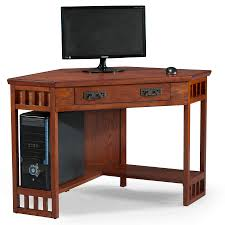 oak office table mission oak corner computer writing desk chic corner office desk oak corner desk