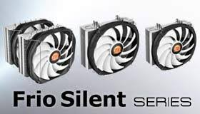 Обзор и тестирование <b>кулера Thermaltake</b> Frio Extreme Silent 14 ...