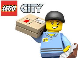 Купите <b>Lego City</b> в подарок ребенку! | Shopoglot.com
