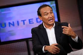 United CEO says airline had to