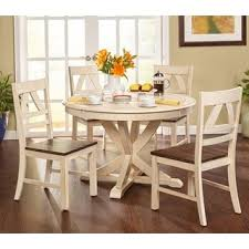 room simple dining sets: simple living vintner country style dining set