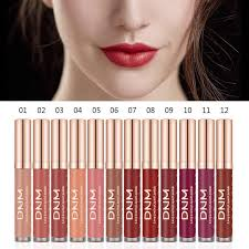 <b>HANDAIYAN 12 Colors Moisturizing</b> Matte Lipstick Lip Gloss Velvet ...