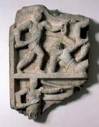 The tomb of a <b>gladiator</b> — Google Arts & Culture