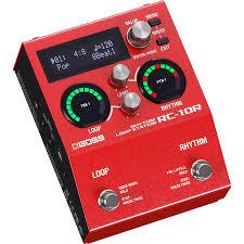 Лупер <b>Boss RC</b>-<b>10R</b> Rhythm <b>Loop Station</b> — купить в интернет ...