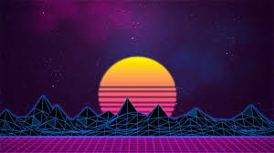 Synthwave, New <b>Retro Wave</b>, neon, Digital art wallpaper,synthwave ...