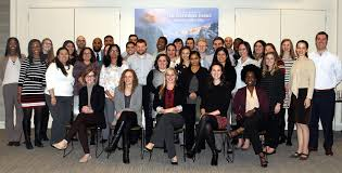 <b>New crop</b> of young professionals join leadership-training program ...
