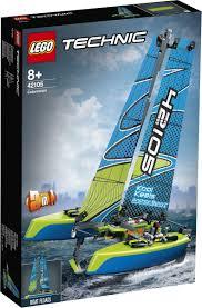<b>Конструктор LEGO Technic</b> 42105 <b>Катамаран</b> — купить в ...