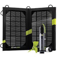 <b>Solar Panel Kits</b> - <b>Panels</b> + Power Stations | Goal Zero/Goal Zero
